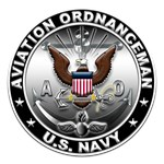 USN Aviation Ordnanceman Eagle AO