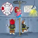 Corgi Fire Brigade