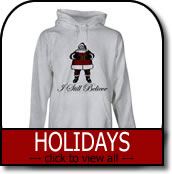 Holiday T-shirts & Gifts