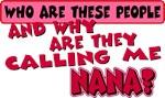 Calling Me Nana