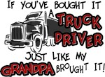 A Truck Driver Like My Grandpa