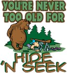 Hide 'n Seek - Bear