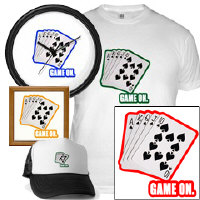Game On Poker T-Shirt