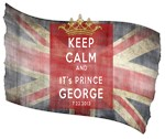 Keep Calm It's Prince George