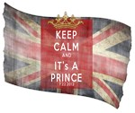 Keep Calm It's A Prince