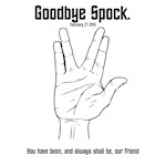 GoodBye Spock