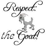 RESPECT the GOAT for Women