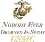 USMC Nobody Drowned in Sweat