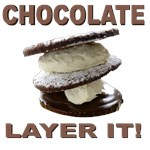 Chocolate Layer It