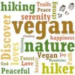 Vegan Hiker Happiness