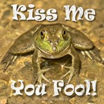 Frog Prince: Kiss Me You Fool