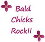 Bald chicks rock!