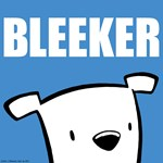 Bleeker on Blue
