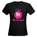 I Love My Grandpug (Pink)