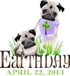 Earth Day Pugs