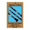 Clarinets of Doom