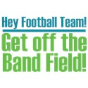 Get Off the Band Field
