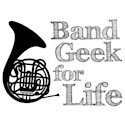 Horn Band Geek