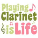 Playing Clarinet is Life