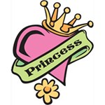 Princess with Heart