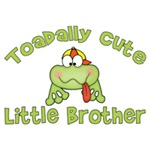 Toadally Cute Little Brother