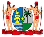 Suriname Coat of Arms