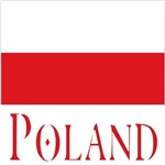 Poland Flag/Name