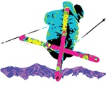 Ski Themed Apparel