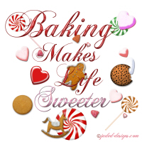 Baking makes life sweeter shirts and more