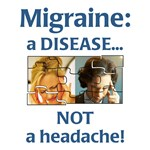 Migraine: a DISEASE...