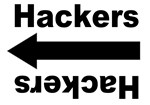 Hackers Arrow Design