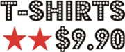 CHE T-SHIRTS For $9.90
