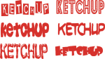 Ketchup Products & Designs!