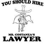 Frank Costanza Lawyer T-Shirts