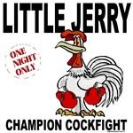 Little Jerry Cockfight T-Shirt
