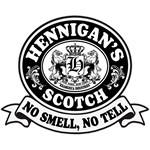 Hennigans Scotch Logo Shirt