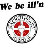 Sacred Heart Illn Shirts