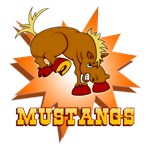 MUSTANGS TEAM T-SHIRTS AND GIFTS