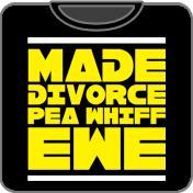 Made Divorce Pea