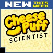 Cheese Puff Scientist