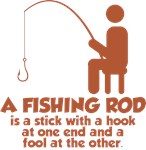 A Fishing Rod Is...