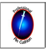 Professional Pin Cushion