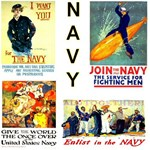 Navy Recruiting Posters I