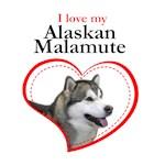 Love My Malamute