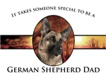 German Shepherd Dad II