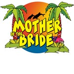 Mother of the Bride Beach T-Shirts