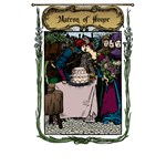 Medieval Matron of Honor T-Shirts
