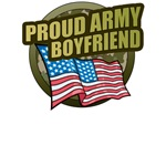 Army Boyfriend T-Shirts