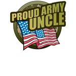 Army Uncle T-Shirts