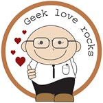 Geek Love T-shirts